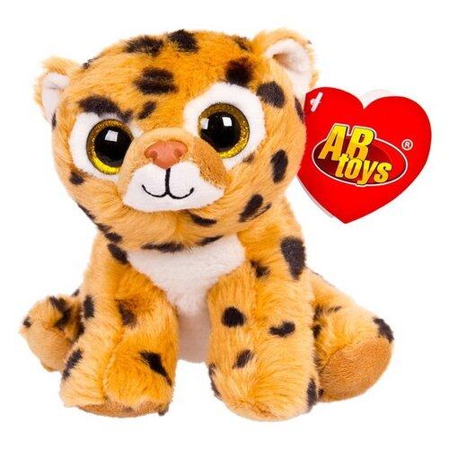 Мягкая игрушка ABtoys Леопард фото