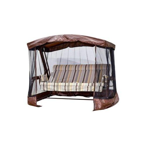 Садовые качели 3-местные с качели садовые раскладные двуспальные летолюкс kinggarden ks 505