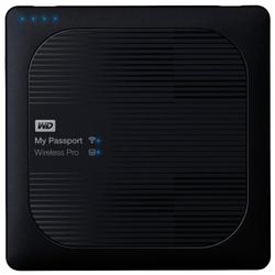 Внешний HDD Western Digital My Passport Wireless Pro 3 ТБ
