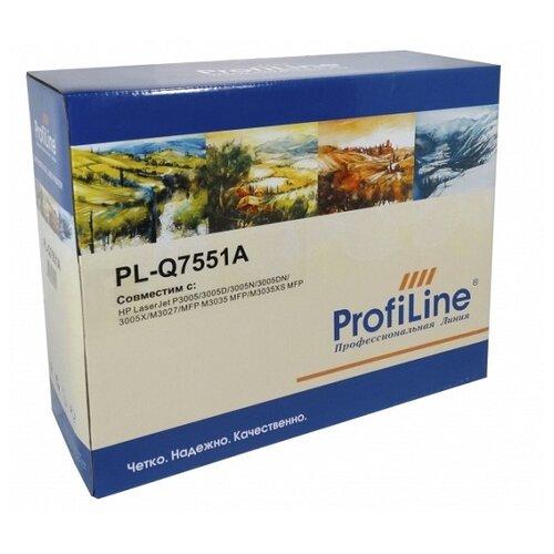Фото - Картридж ProfiLine PL-Q7551A картридж profiline pl c8061x