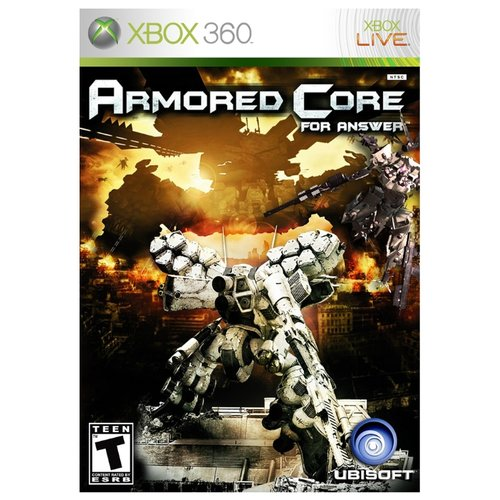 Armored Core: For Answer игра для ps3 armored core verdict day