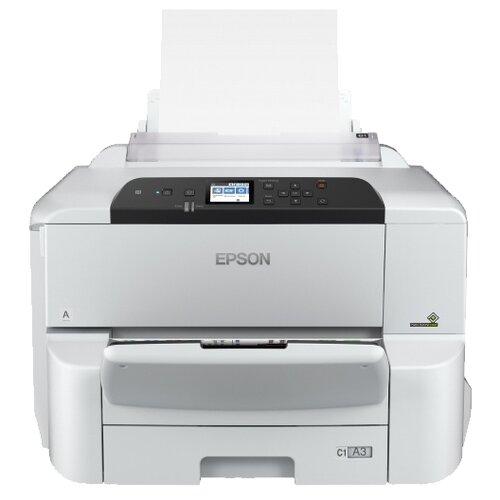 Фото - Принтер Epson WorkForce Pro workforce ds 780n