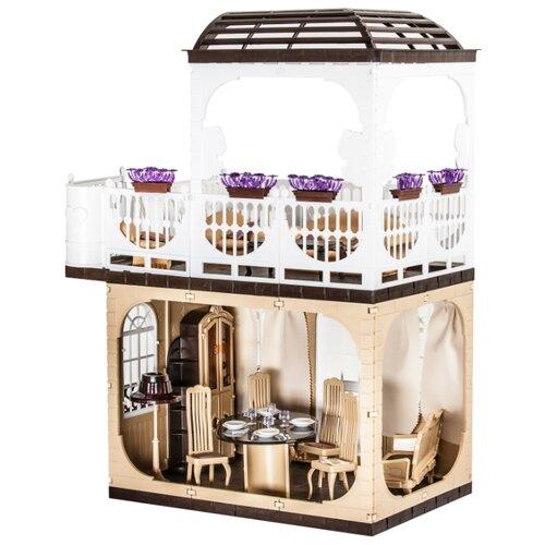 ОГОНЁК Дом для кукол Коллекция дом для кукол мой дом алина 4108