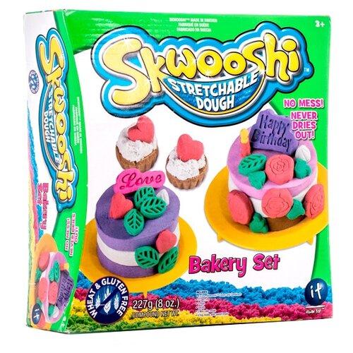 Масса для лепки Skwooshi набор для творчества skwooshi игровой масса для лепки и аксессуары