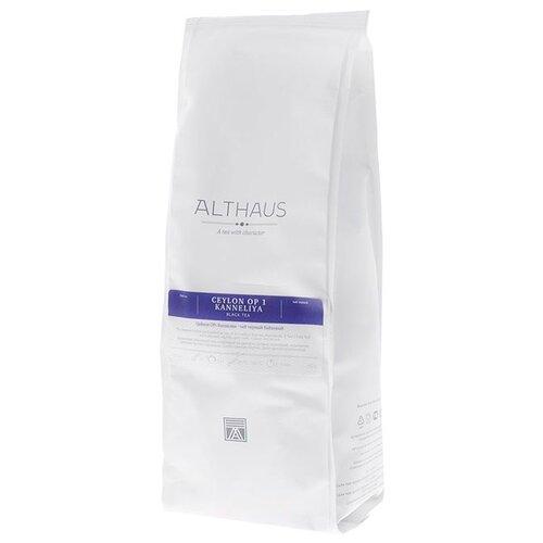 Чай черный Althaus Ceylon OP 1 c cui miniatures op 39