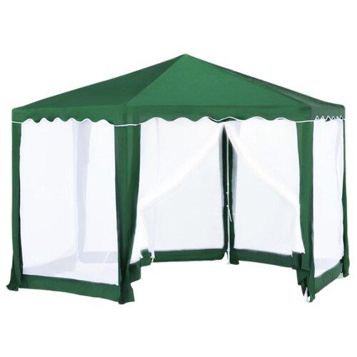 Фото - Шатер Green Glade 1003 со шатер green glade 1003 со стенками и москитной сеткой белый зеленый