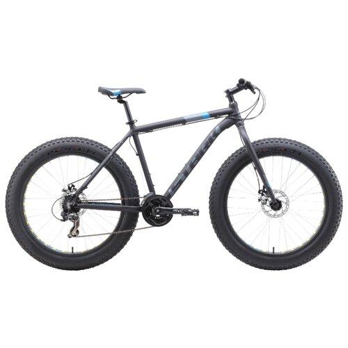 Фэт-байк STARK Fat 26.2 D 2019 велосипед stark fat 26 2 hd 2019