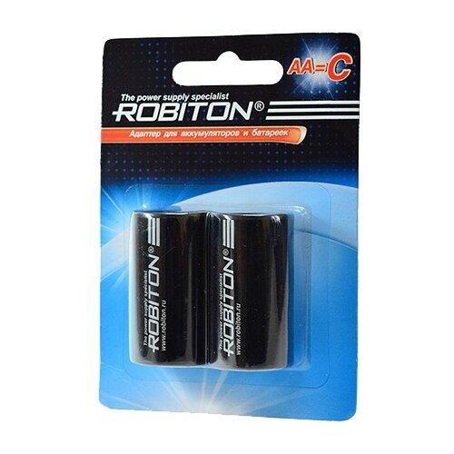 Фото - Переходник ROBITON Adaptor AA=C переходник