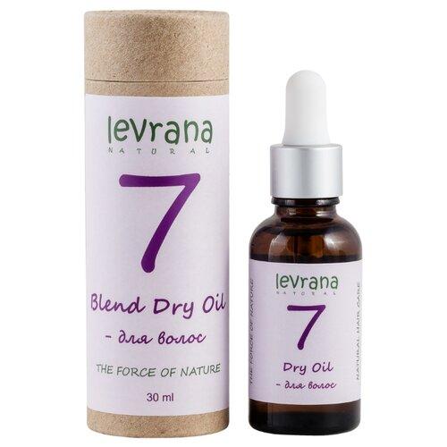 Levrana Сухое масло 7 для волос крем солнцезащитный levrana levrana le034lwvbu26
