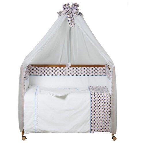 Фея комплект Конфетти 7 предметов комплект белья для новорожденных фея веселая игра цвет серый 6 предметов
