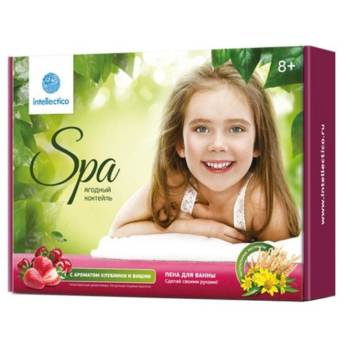 Intellectico День SPA Пена для