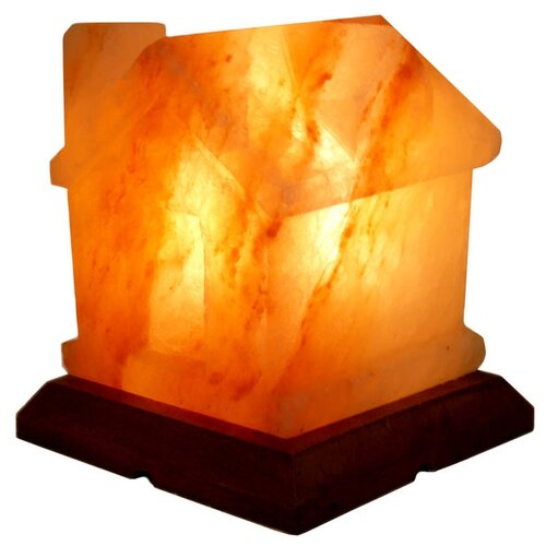 Солевая лампа Stay Gold Домик фото