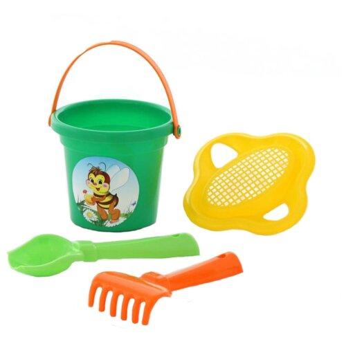 Фото - Набор Полесье №28 2204 полесье набор игрушек для песочницы 468 цвет в ассортименте