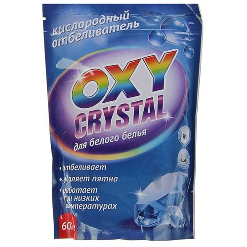 Greenfield Oxy crystal greenfield using microprocessors