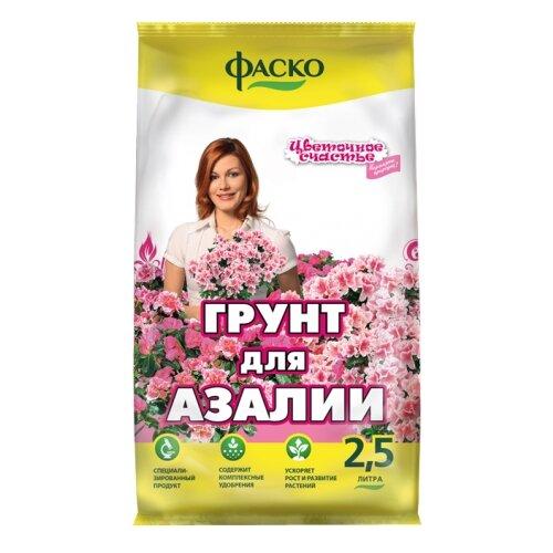 Грунт Фаско Цветочное счастье дренаж фаско цветочное счастье 2 л крупный