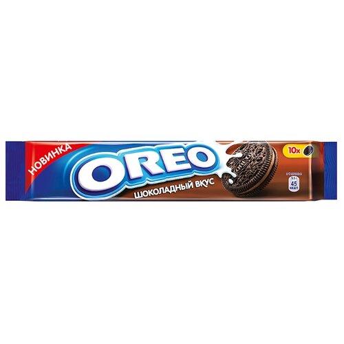 Печенье Oreo Шоколадный вкус 95 г печенье oreo 95 г