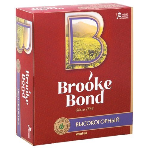 Чай черный Brooke Bond
