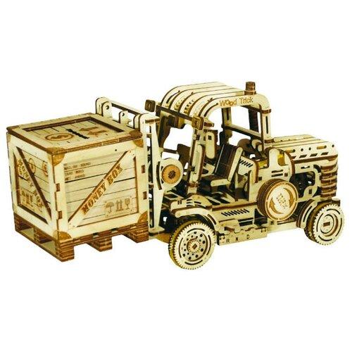 Сборная модель Wood Trick cheap trick cheap trick rockford