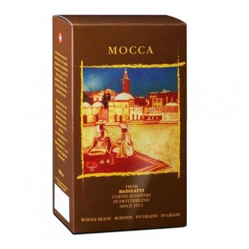 Кофе в зернах Badilatti Mocca