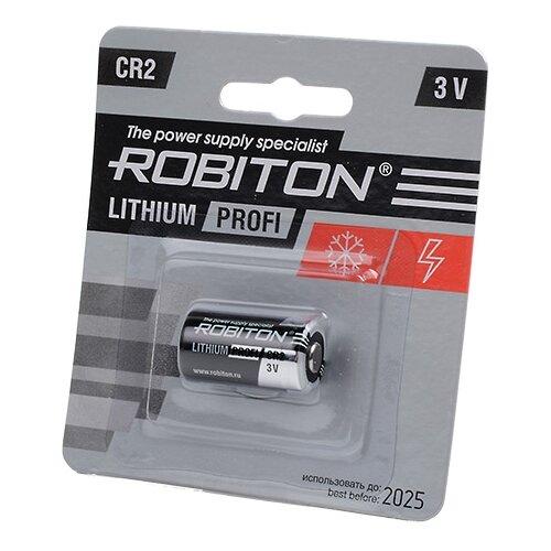 Батарейка ROBITON Lithium Profi