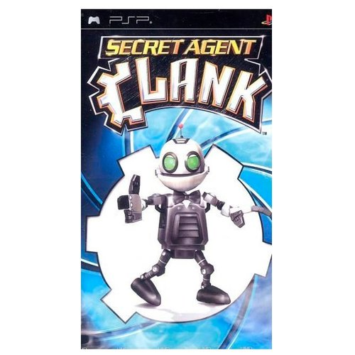 Secret Agent Clank churchill s secret agent