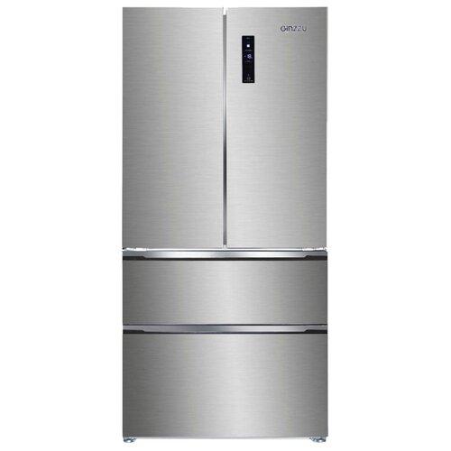 Холодильник Ginzzu NFK 570X