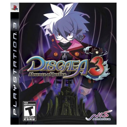 Disgaea 3: Absence of Justice justice league of america volume 1 world s most dangerous tp