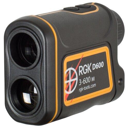 Оптический дальномер RGK D600 дальномер rgk d50