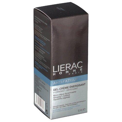 Lierac Гель-крем для усталой гель крем lierac лиерак гель крем для усталой кожи восстанавливающий увлажняющий для мужчин туба 50 мл