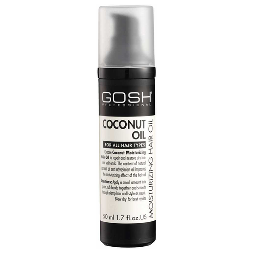 Фото - GOSH Coconut Oil gosh coconut oil conditioner