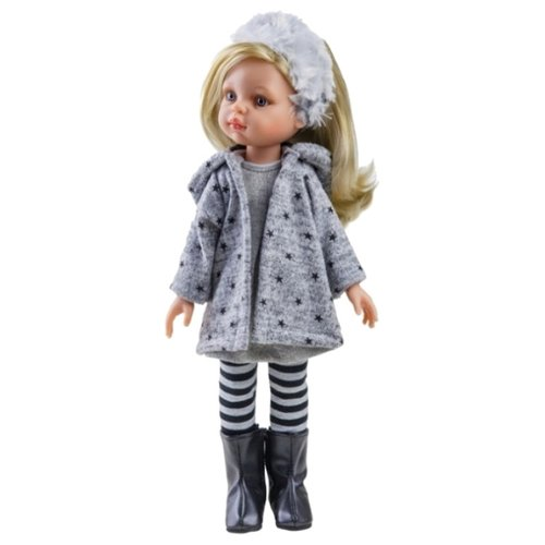 Кукла Paola Reina Клаудия 32 см paola reina кукла анна 36 см paola reina