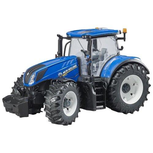 Трактор Bruder New Holland