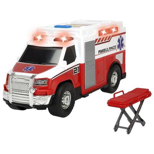 Фургон Dickie Toys 3306007 30 см dickie toys сигнал регулировщика со светом 25 см dickie toys