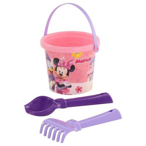 Фото - Набор Полесье Disney Минни №1 полесье набор игрушек для песочницы 468 цвет в ассортименте