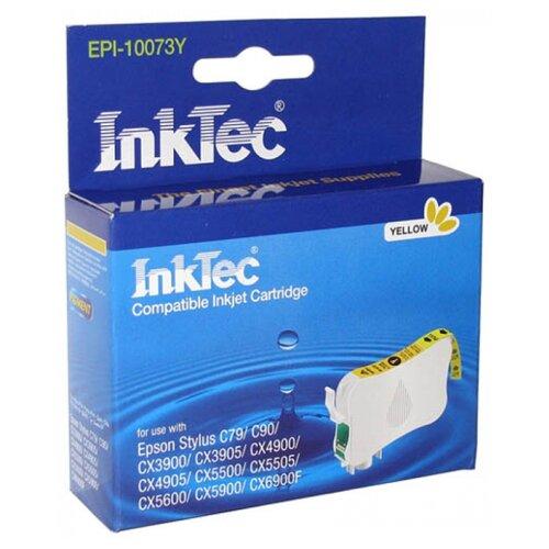 Фото - Картридж InkTec EPI-10073Y картридж inktec epi 10082lc