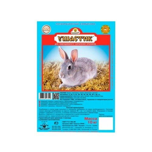 Корм для кроликов Капитал-ПРОК капитал репутации