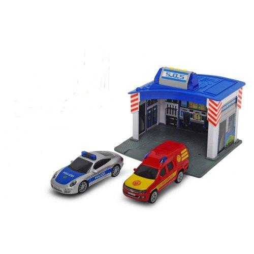 Dickie Toys Станция SOS 3603130 dickie toys 15см