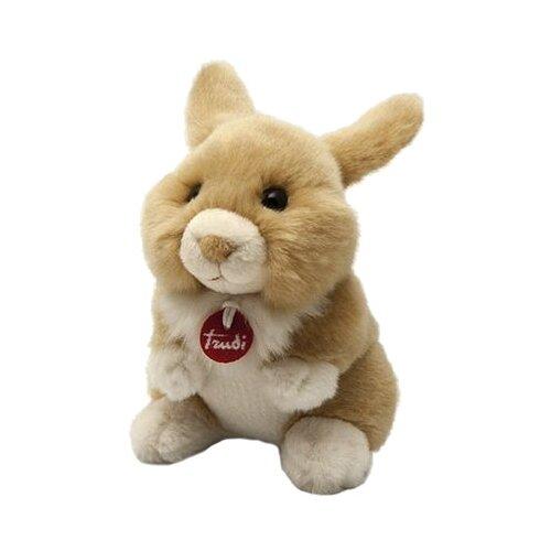 Мягкая игрушка Trudi Зайчик 15 см trudi мягкая игрушка trudi пингвин 15 см
