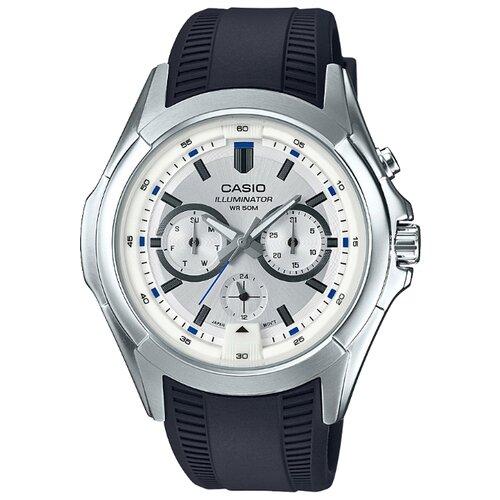 Наручные часы CASIO MTP-E204-7A casio часы casio mtp 1335d 7a коллекция analog