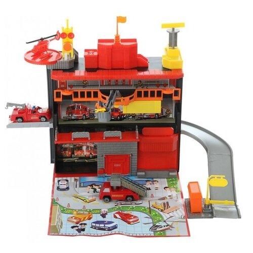 Joy Toy Пожарная станция 3041 туфли joy