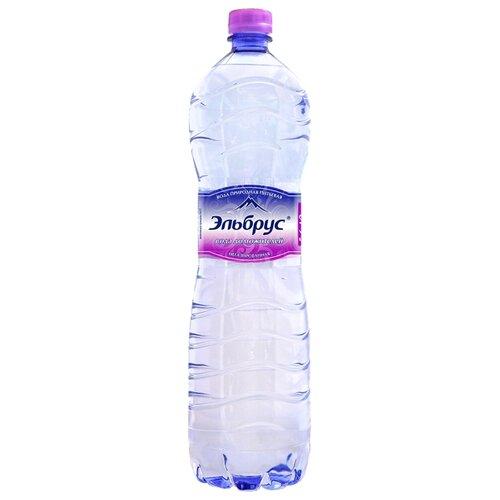 Вода минеральная Эльбрус