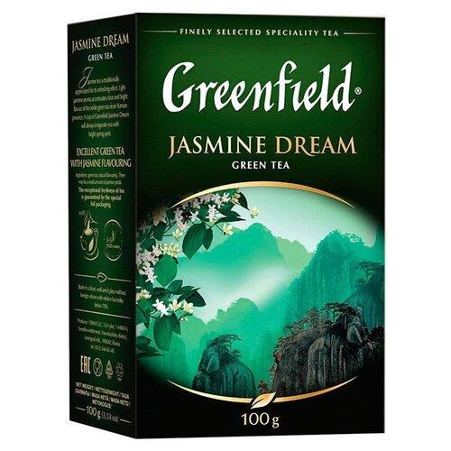Чай зеленый Greenfield Jasmine