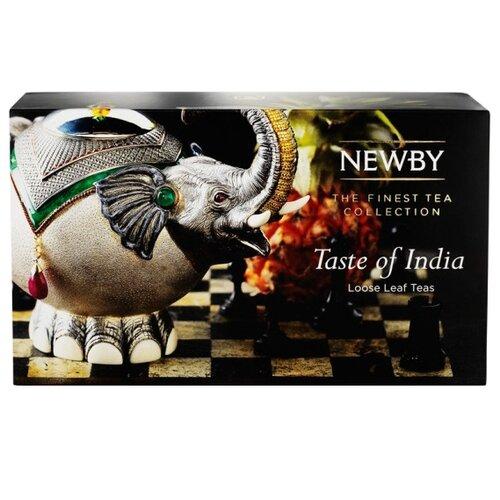 Чай черный Newby Taste of India royal taste of