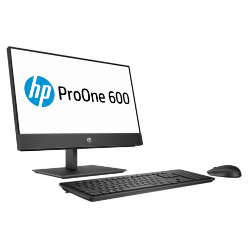 Моноблок 21.5 HP ProOne 600 G4 моноблок hp proone 440 g4 4nt88ea 24 fullhd core i5 8500t 4gb 500gb dvd kb m win10 pro