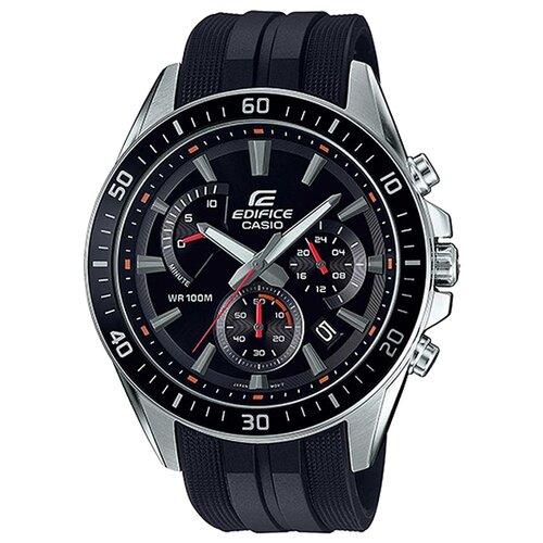 Фото - Наручные часы CASIO EFR-552P-1A мужские часы casio efr 556tr 1a