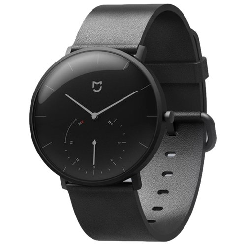 Фото - Часы Mijia Quartz Watch curren 8217 casual men quartz watch black