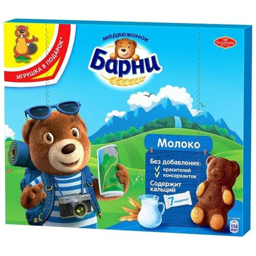 Пирожное Медвежонок Барни с