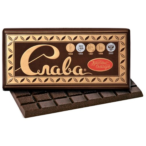 Шоколад Красный Октябрь Слава