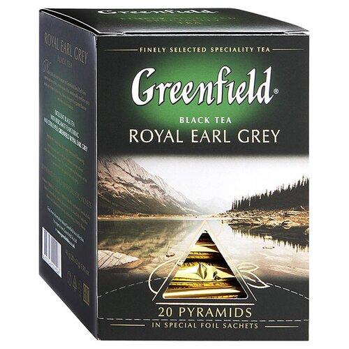 Чай черный Greenfield Royal greenfield english edition черный листовой чай 100 г
