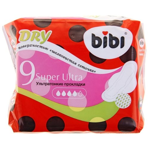 Bibi прокладки Super Ultra Dry bibi blocksberg der verhexte weihnachtsmarkt